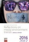 Reflections on media environment trends