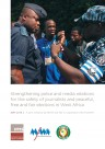 Strengthening media and police relations for the safety of journalists and free and fair elections in West Africa