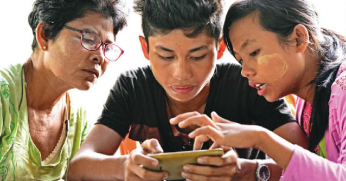 New study sheds light on media habits in Myanmar   International