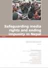 Safeguarding media rights and ending impunity in Nepal