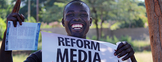 Regional networks key to better media freedom in Southern Africa