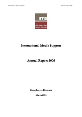IMS Annual Report 2006