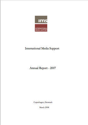 IMS Annual Report 2007
