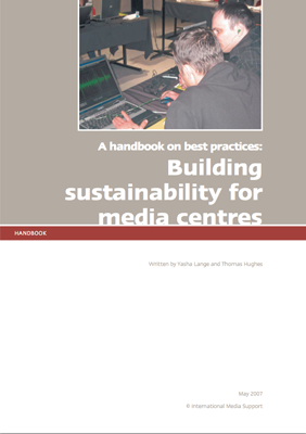 Building sustainability for media centres