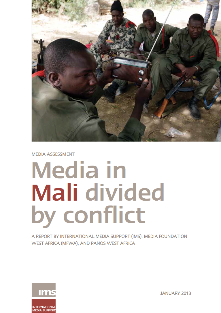 Media in Mali divided by conflict