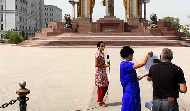 Tajikistan: Promoting collaboration in media development