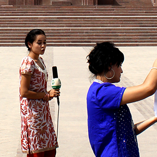 New media law signed in Tajikistan