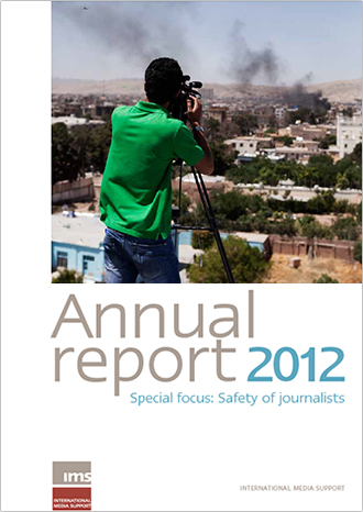 IMS Annual Report 2012