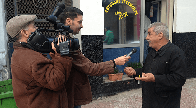 In photos: One year on for Algeria's TV success | International