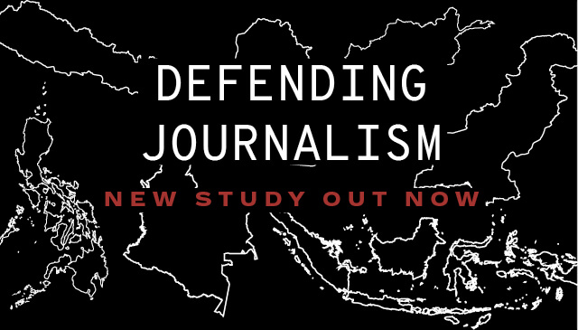 New global study documents best practices on the safety of journalists