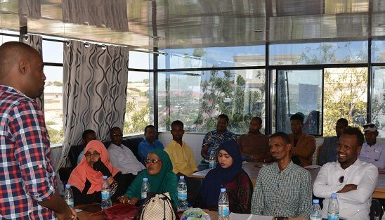 Social media ban and professional elections coverage in Somaliland