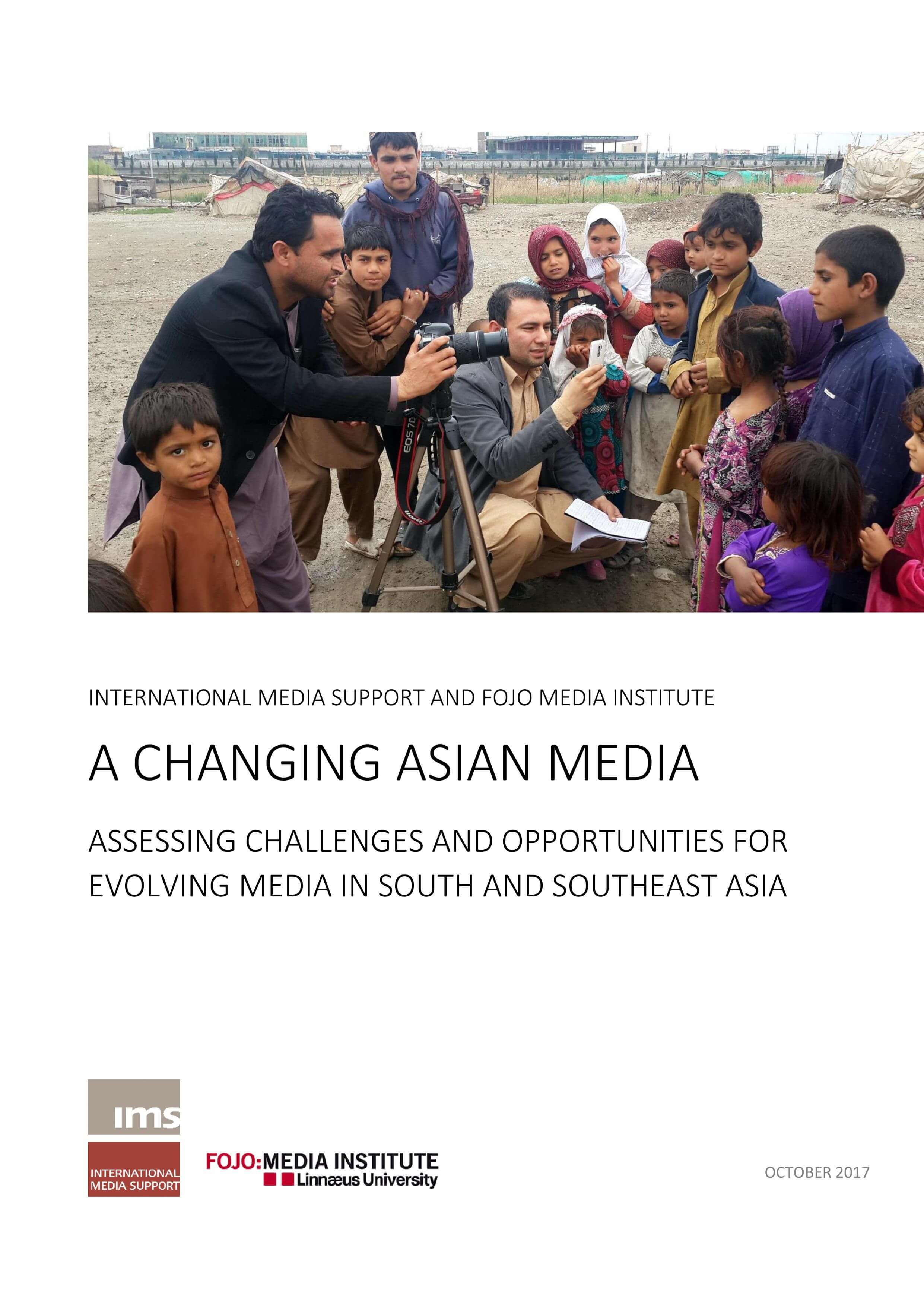 A changing Asian media