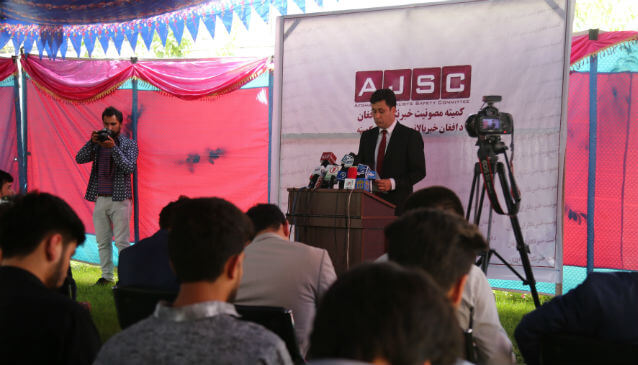 First half of 2018 bloodiest period ever for Afghan journalists
