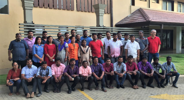 Journalists warming up to Right to Information in Sri Lanka