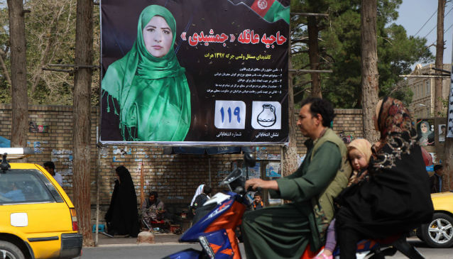 Afghan media cover parliamentary elections despite extensive threats