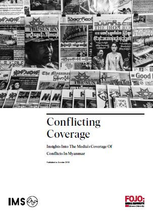 Conflicting Coverage – Insights Into The Media's Coverage Of Conflicts In Myanmar