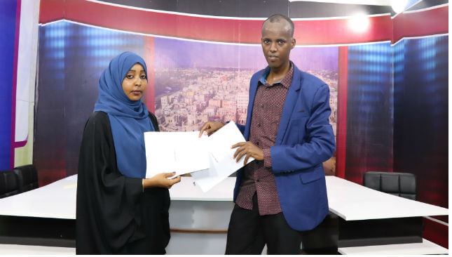 Sexual harassment and equal pay at heart of Somali media gender campaign