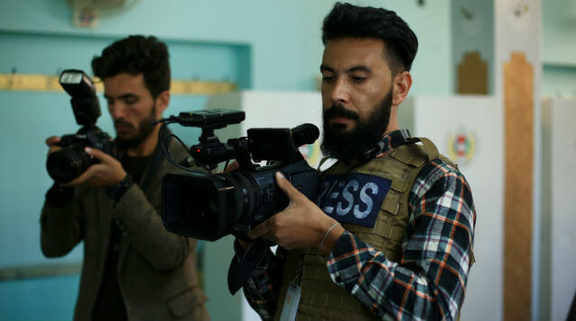 Situation for media workers in Afghanistan remains alarming