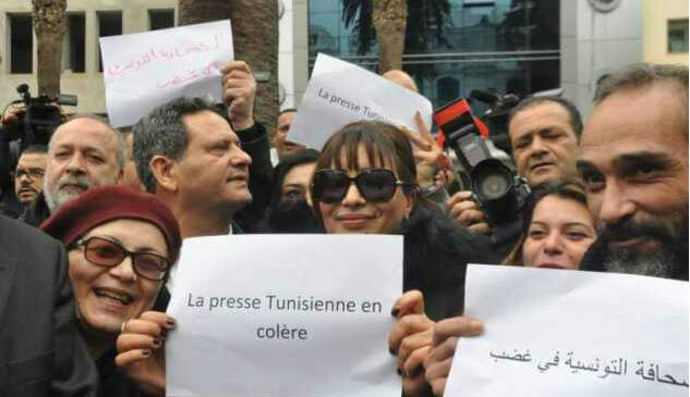 The Tunisian journalist union SNJT – a model for export to the Arab world?