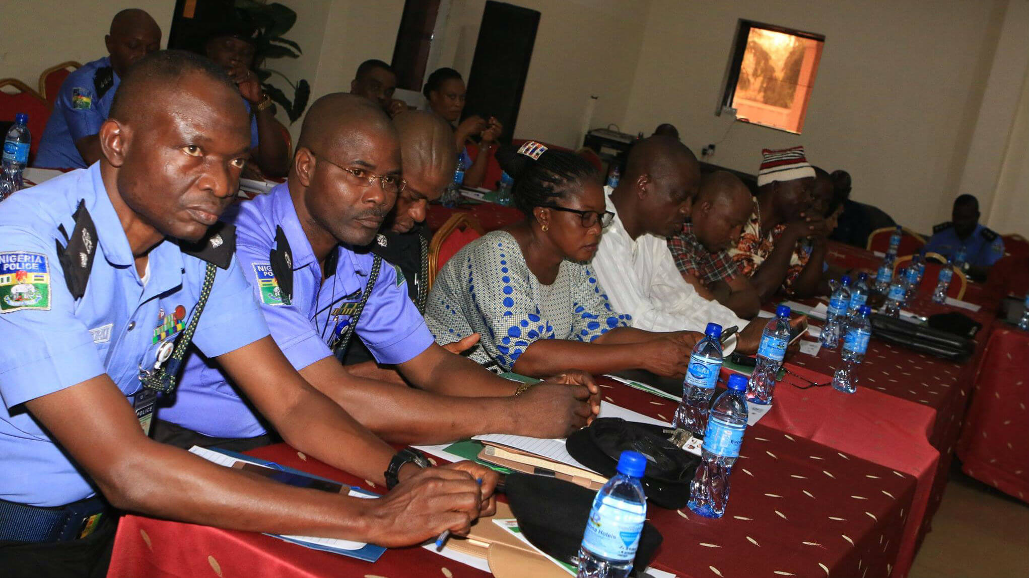 Nigerian police preparing for good relations with journalists during elections