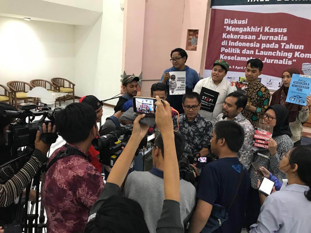 New committee in Indonesia to boost journalist safety