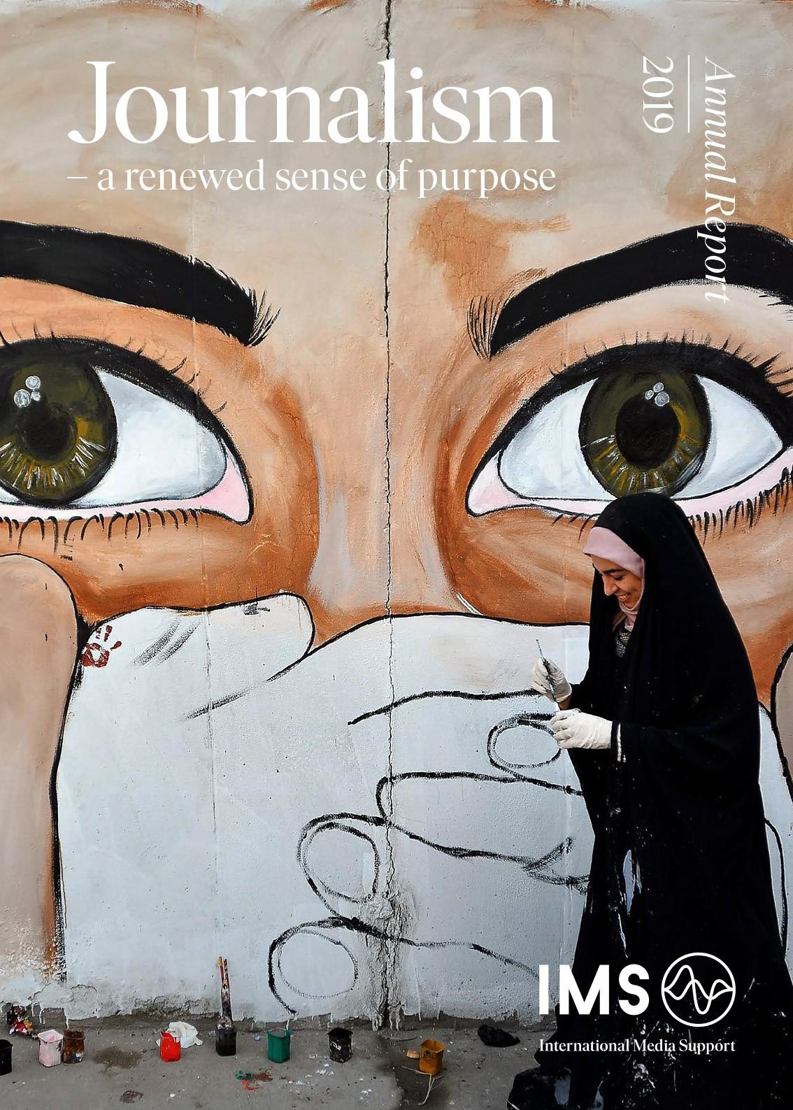 Journalism - a renewed sense of purpose