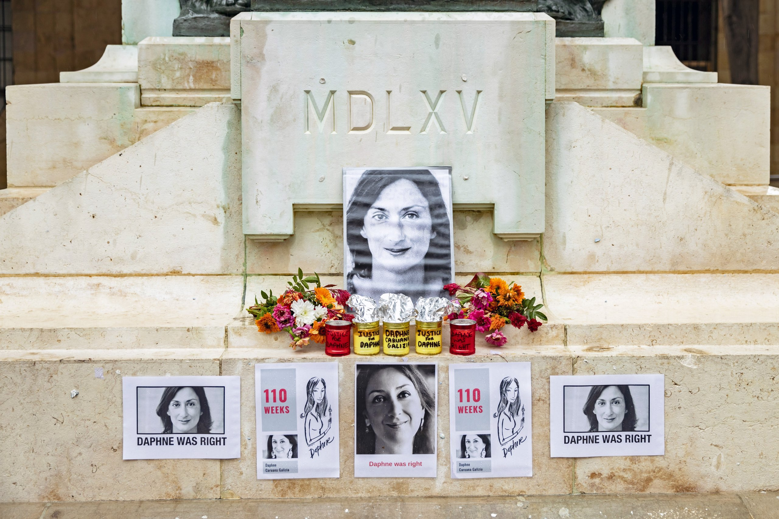 Still no justice for Daphne Caruana Galizia