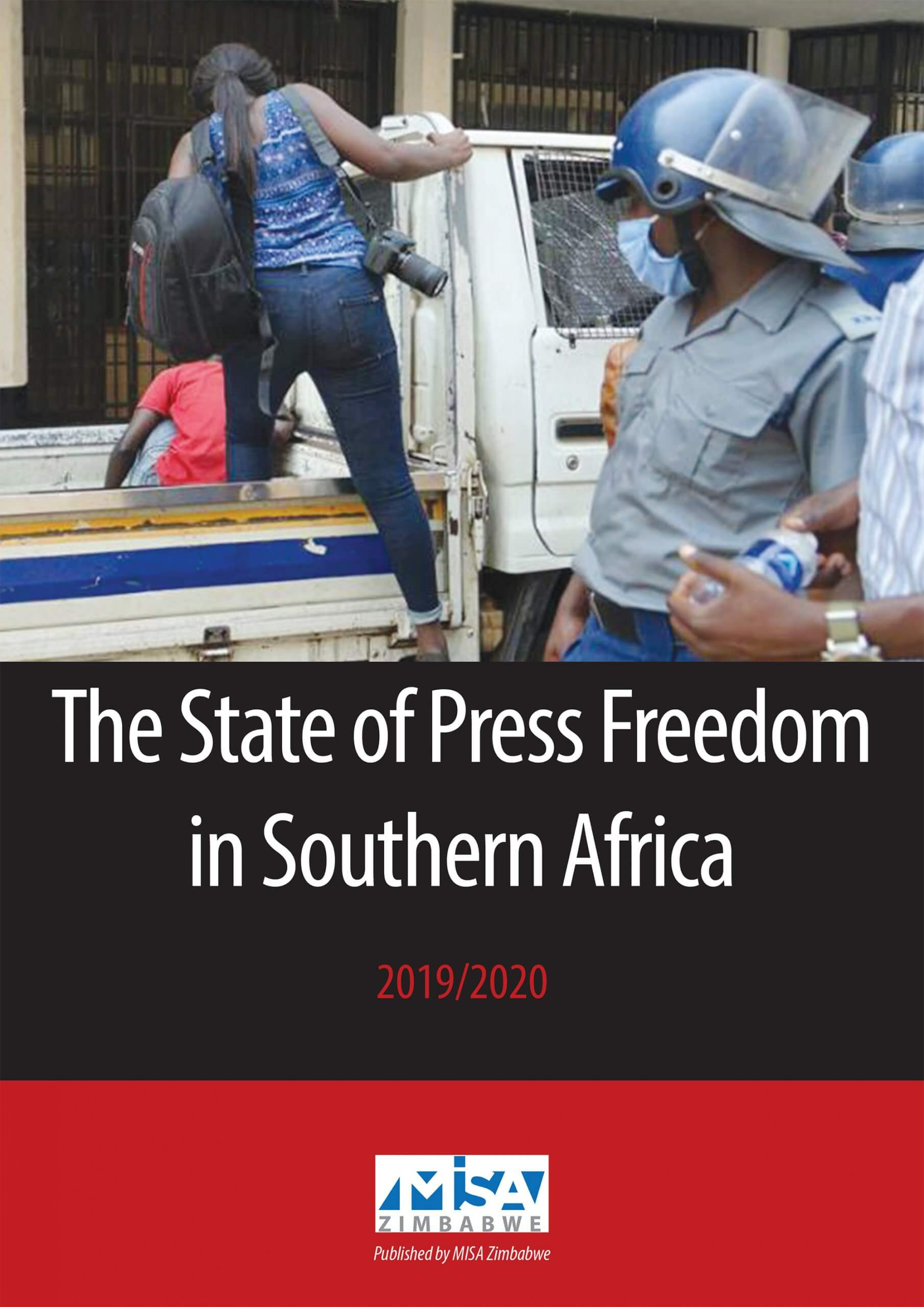 The state of press freedom in Southern Africa 2019/2020