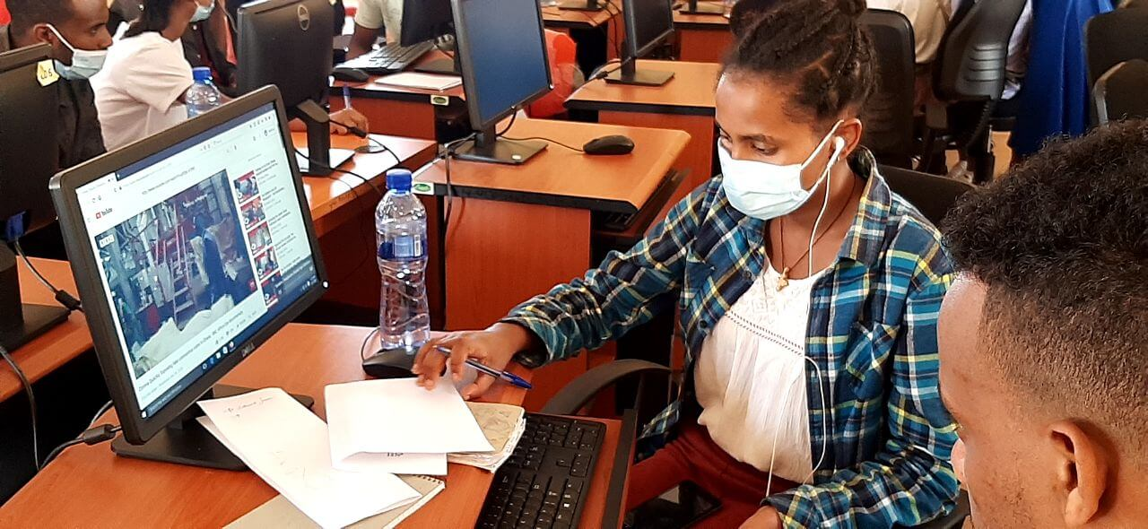 It all starts with the youth of Ethiopia: A report on critical media consumption from Ambo and Jimma in Oromia region