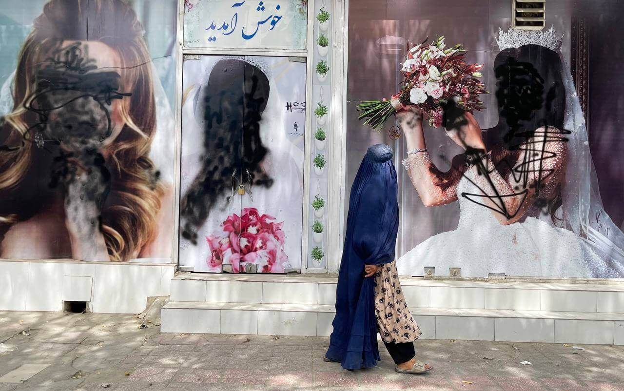 Afghan women journalists: This is the support we need