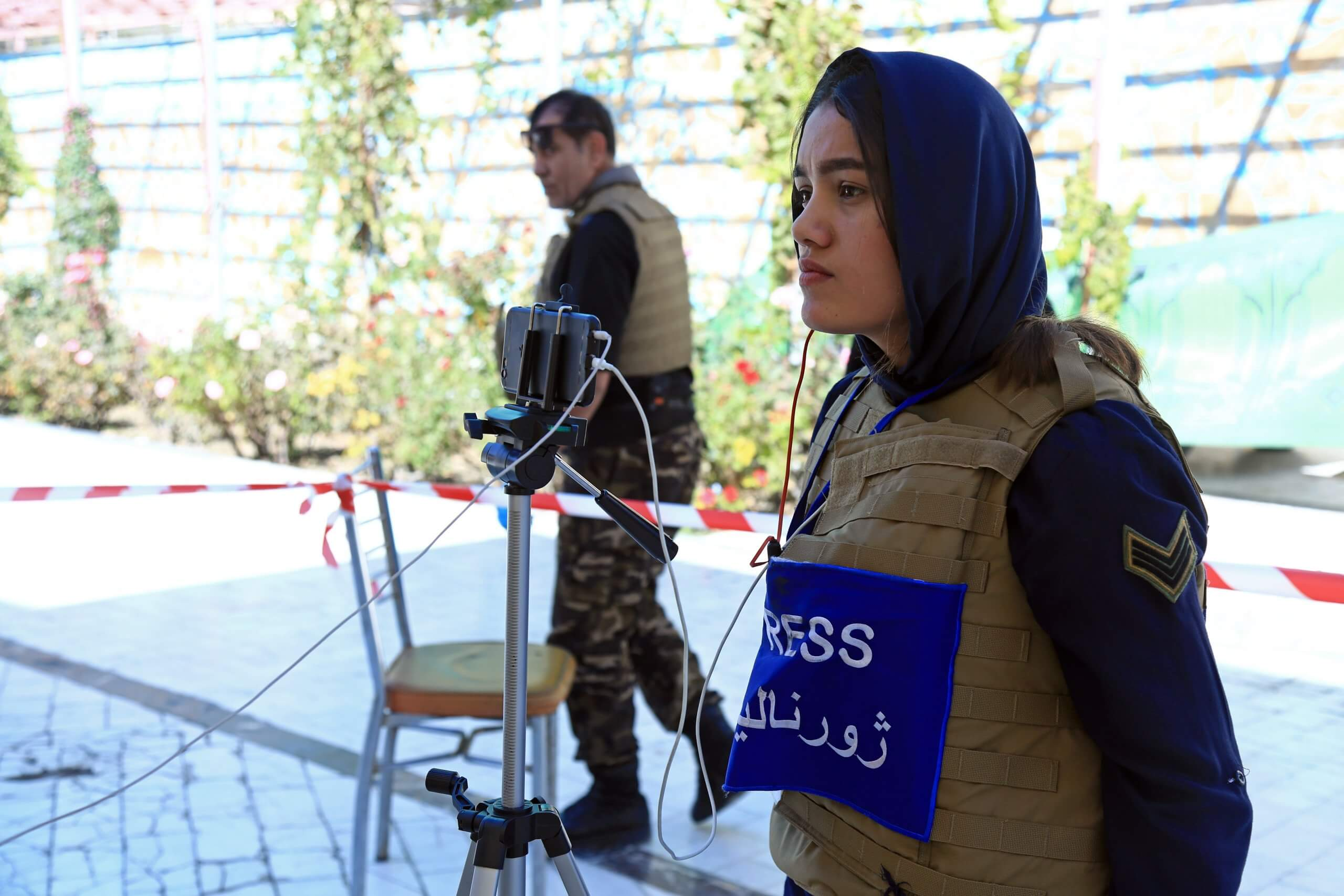 Protect Afghanistan's journalists