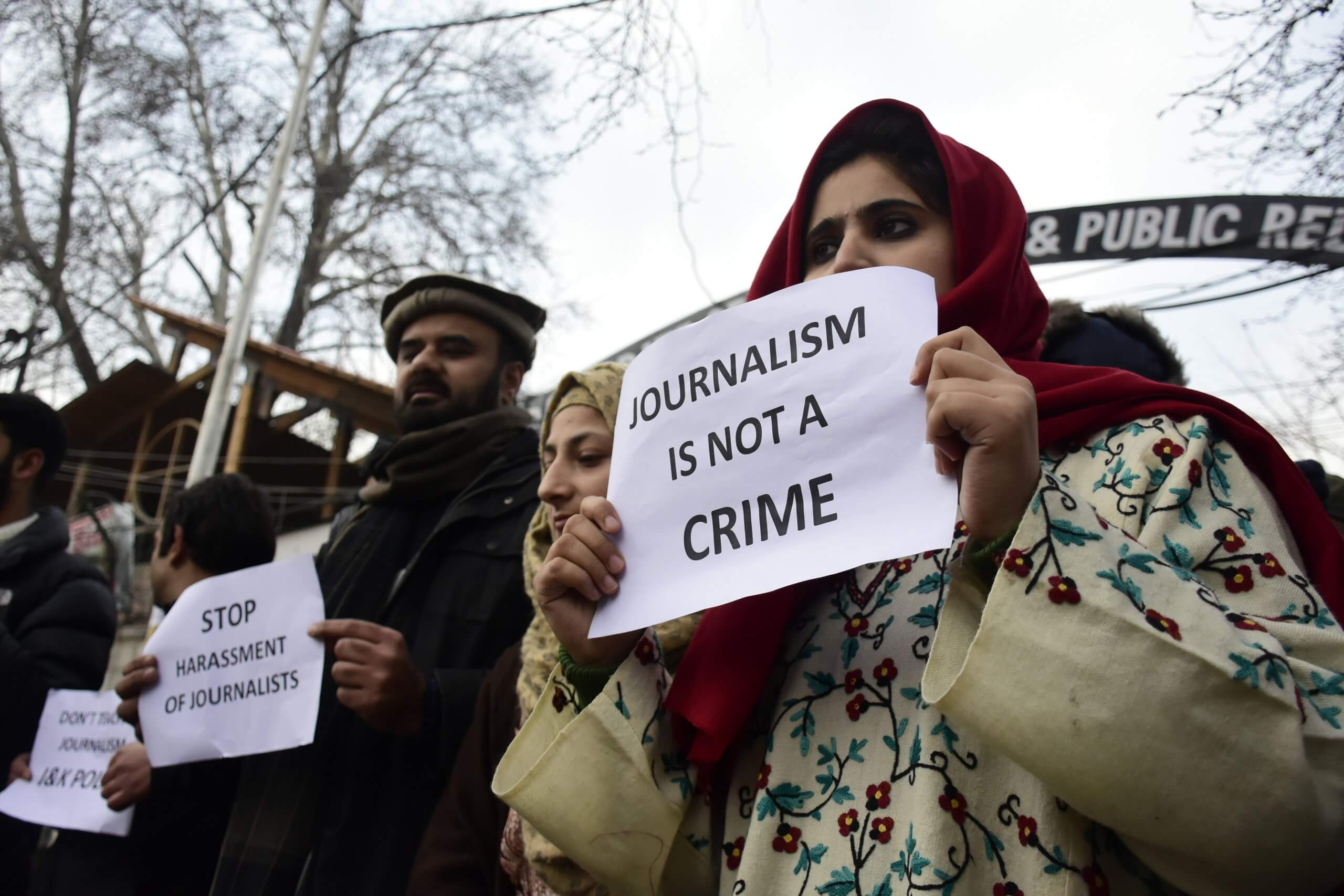 Pakistan passes landmark law on safety of journalists